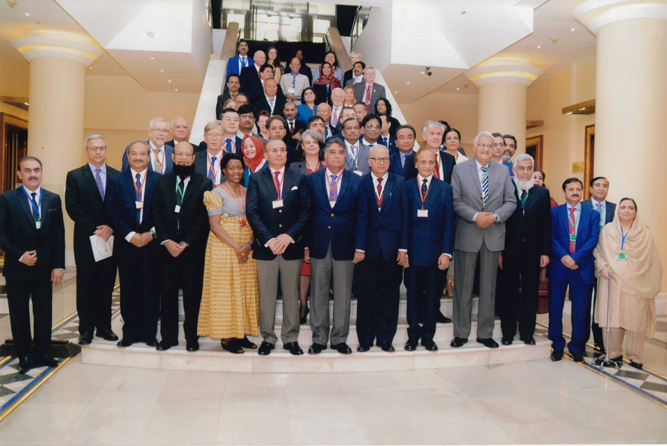 Members of the Pakistan Supreme Court, Lahore High Court judges, foreign delegates, including environment and climate change experts, lawyers and activists took part in the conference.