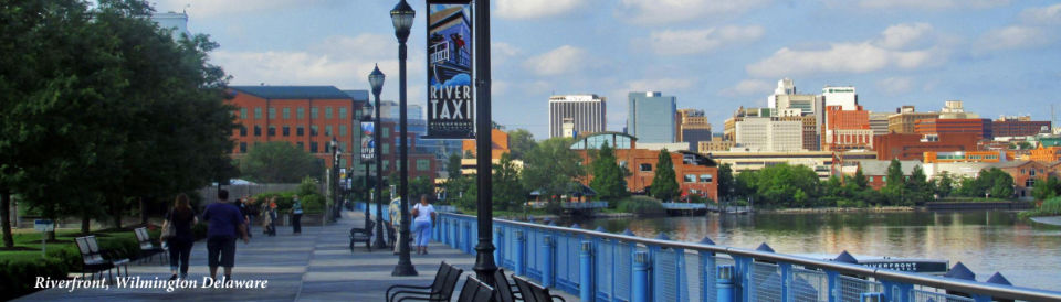 Riverfront, Wilmington, Delaware