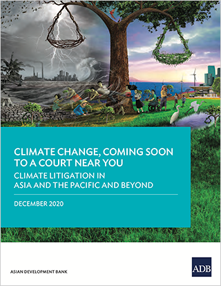 Climate Litigation in Asia and the Pacific and Beyond