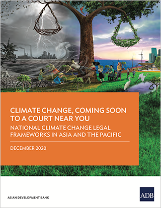 National Climate Change Legal Frameworks in Asia and the Pacific