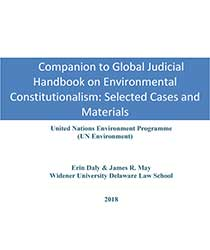 Global Judicial Handbook on Environmental Constitutionalism: 2nd Edition